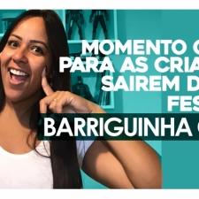 COMO FAZER PARA TODAS AS CRIANÇAS DA MINHA FESTA SAÍREM DE BARRIGUINHAS CHEIAS?